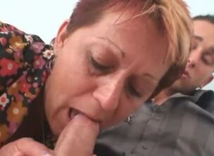 Cum in mother