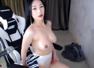 Beautiful asian milf