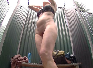 Mens locker room spy cam