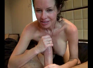 Husband and wife share cock