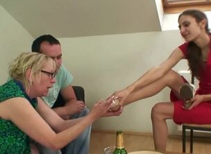 My friend hot mother com