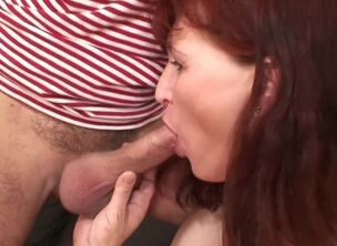 Mother incest creampie
