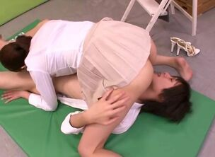 Japanese mom sex education