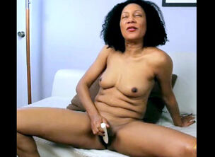 Ebony taboo mature