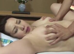 Japanese big boobs mom