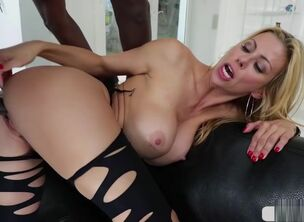 Mexican pussy black cock